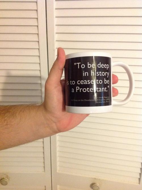 Fr Z mug side A
